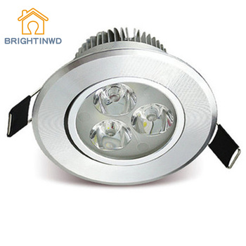 BRIGHTINWD LED Yüksek Güç Tavan Spot 7 W 12 W 18 W LED Downlight
