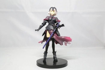 Kader Grand Sipariş Alter Jeanne D' Arc Action Figure Joan Of Arc Hizmetkar PVC şekil Oyuncak Brinquedos Anime 18 CM
